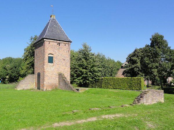 torentje kasteel Blanckenburg