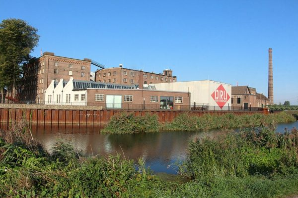 DRU Industriepark in Ulft