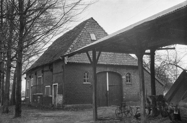 Het 'Spookhuis' in Hertme in 1967
