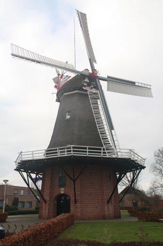 Molen De Sterrenberg, Nijeveen