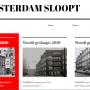 Initiatief houdt sloop van Amsterdamse historische panden bij