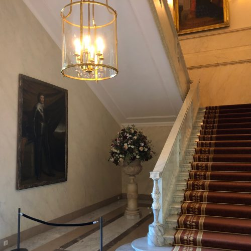 Paleis Noordeinde koninklijk paleis zuid holland