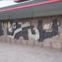Naoorlogs monumentaal kunstwerk in Santpoort-Zuid blijft behouden