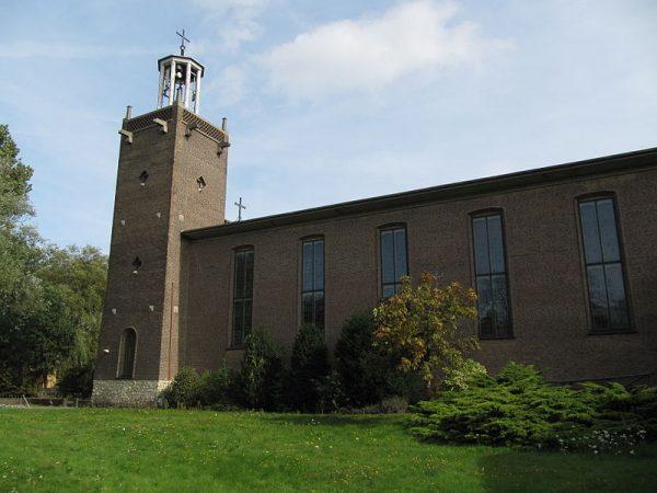 Martelaren van Gorcumkerk in Den Haag