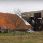 Nieuw landmark in Súdwest-Fryslân: een omgekeerde boerderij