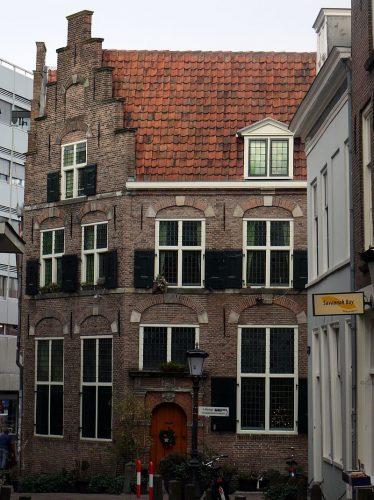 monumentaal pand 't Hoogt, Utrecht