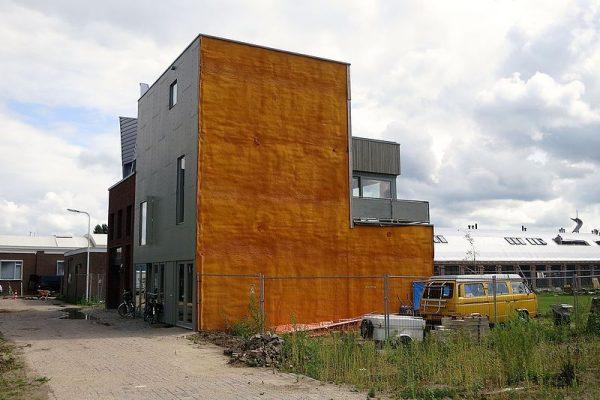 Zelfbouw in het Havenkwartier Deventer