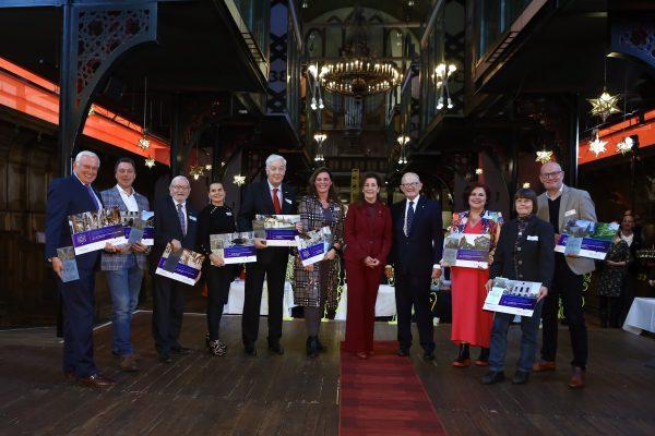Winnaars van de Pieter van Vollenhovenprijs 2019