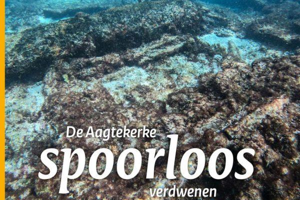 Op de cover van Tijdschrift 4 2019 ziet u onderzoek bij een koraalrif in Australië: ligt hier spiegelretourschip de Aagtekerke dat in 1726 spoorloos verdween?