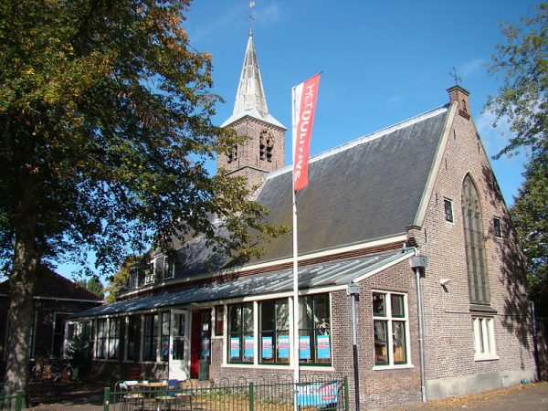 Het Dolhuys in Haarlem
