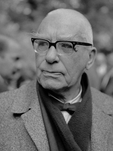 Hildo Krop in 1964