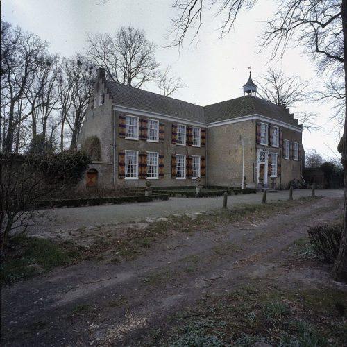 Kasteel Zuidewijn in Sprang-Capelle