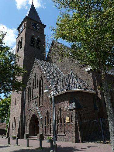 Sint Martinuskerk in Rucphen