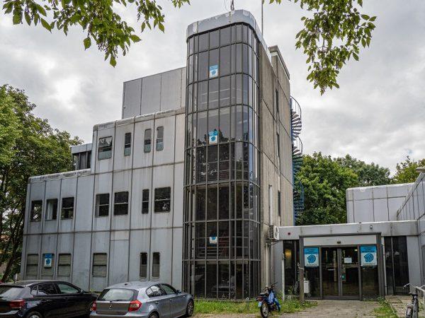 ROZ-Gebouw/ Bankastudios