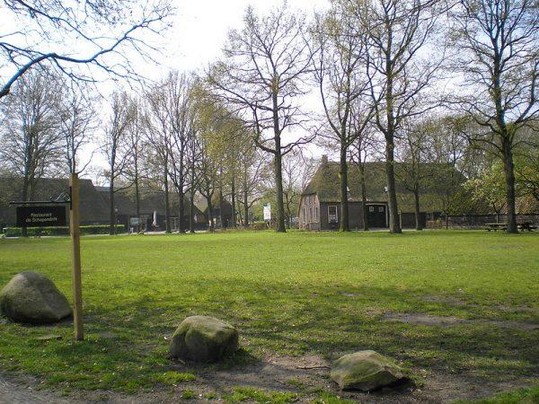 Museumdorp Orvelte in Drenthe