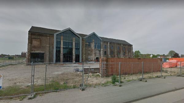 Greswarenfabriek in Reuver wordt verbouwd tot onderwijscentrum