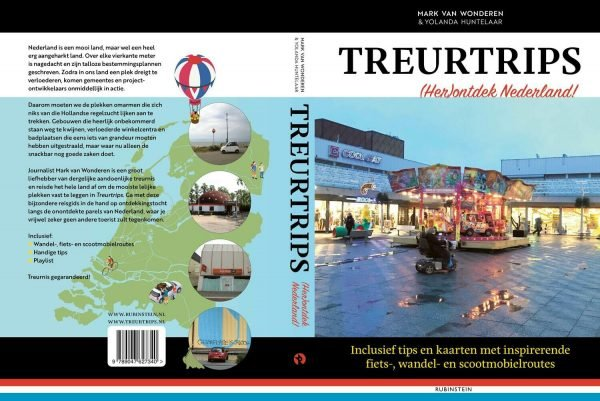 'Treurtips' van Mark van Wonderen