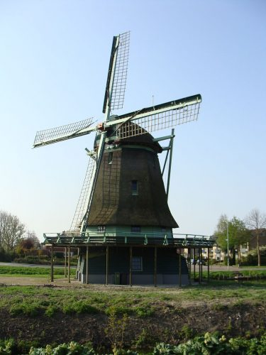 Molen Ceres in Bovenkarspel in 2009