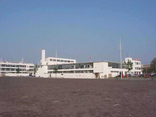 Citroëngebouw Zuid vóór de verbouwing