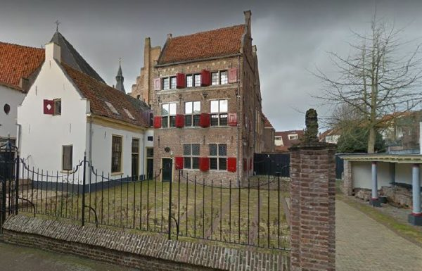 Daendelshuis in Hattem
