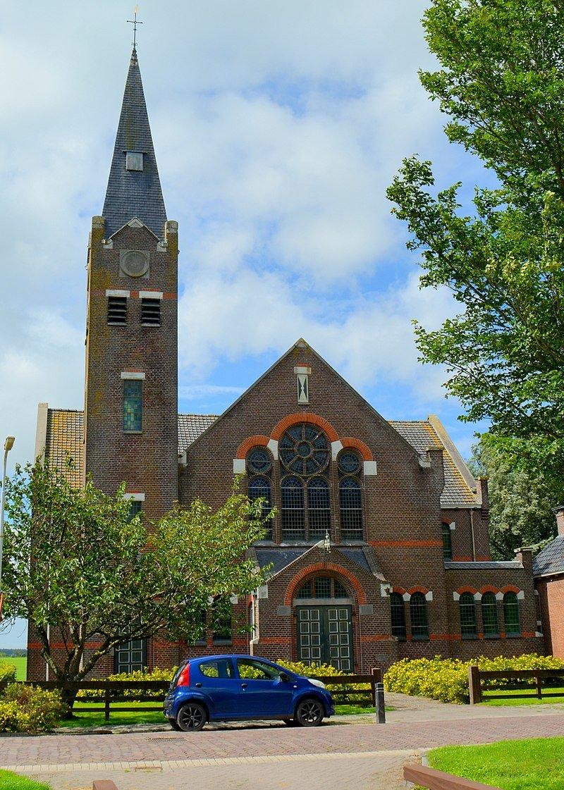 Kerk Lollum zoekt met behulp van tv-programma 'NieuwLicht' een nieuwe bestemming
