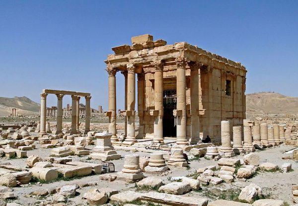 Referentiebeeld. Palmyra, Syrië