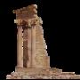 Na 1800 jaar bouwt Cuijk weer een Romeinse tempel