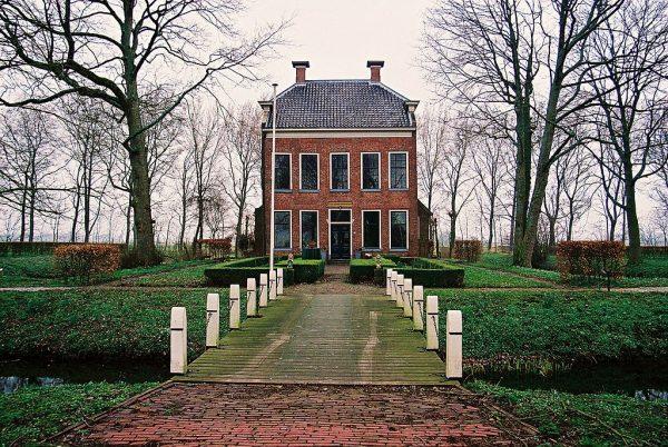 Borg Rusthoven in Wirdum
