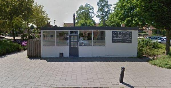 Snackbar 't Pleintje in Maaskantje