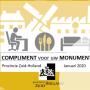 Provincie Zuid-Holland reikt Compliment voor het Monument uit aan Oranjehotel in Den Haag