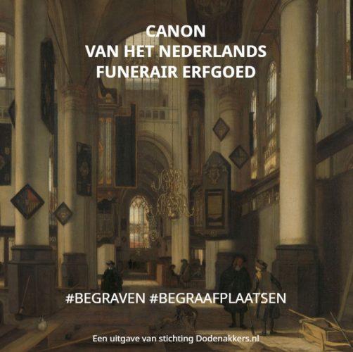 'Canon van het Nederlands Funerair Erfgoed'