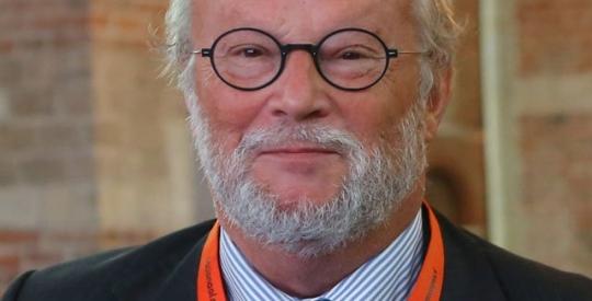 Vijf vragen aan: Fred Vos, die afscheid neemt als voorzitter van Stichting Nederland Monumentenland