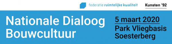 Nationale Dialoog Bouwcultuur