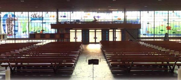 Antonius Abtkerk in Malden.