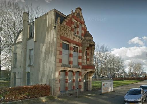 Villa van Waning in Rotterdam.
