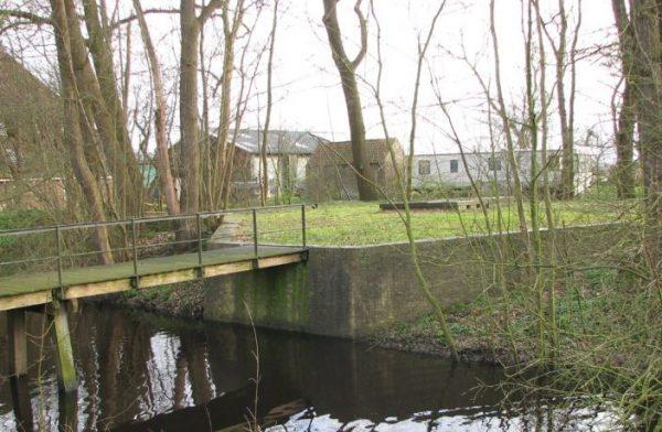 Begraafplaats Eysinga in Wirdum