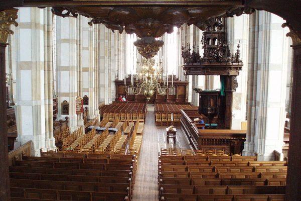 Grote Kerk Zwolle.