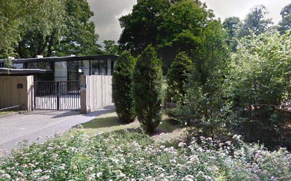 Begraafplaats Leeuwerenk in Wageningen