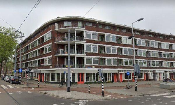 Alhenablok in Rotterdam.