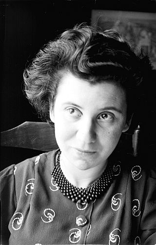 Etty Hillesum in 1939.