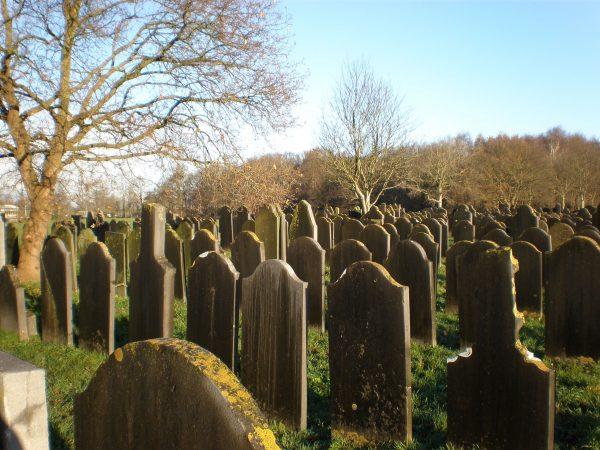 Joodse Begraafplaats Muiderberg.