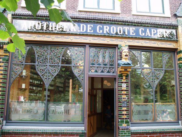 Apotheek De Groote Gaper.