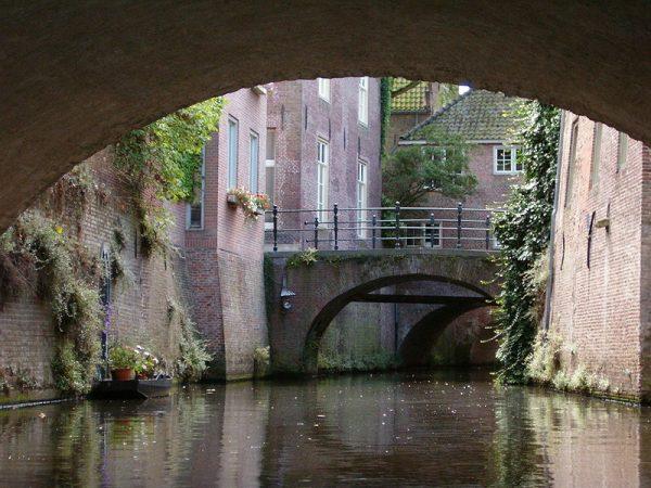 Binnendieze 's-Hertogenbosch.