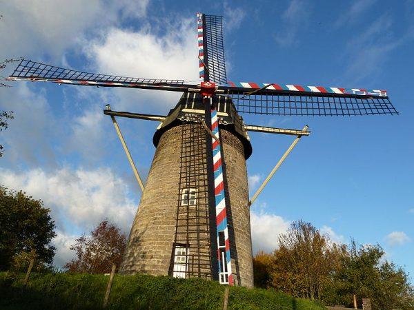 Van Tienhovenmolen in Bemelen.