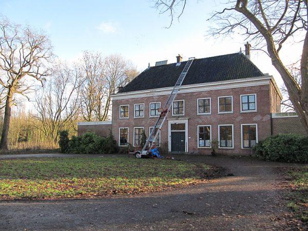 Buitenplaats De Voorde in Rijswijk.