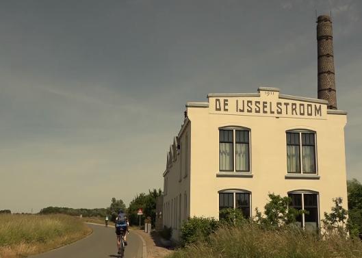 De IJsselstroom in Zutphen.