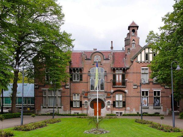 Villa Rams Woerthe in Steenwijk.