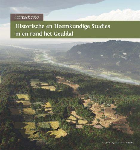 Jaarboek 2020, istorische en Heemkundige Studies in en rond het Geuldal.