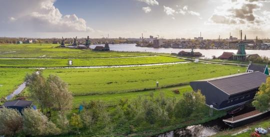 Nieuw Molenmuseum op de Zaanse Schans opent 31 juli haar deuren