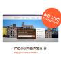 Vernieuwde Monumenten.nl live: alles over monumenten onder één dak